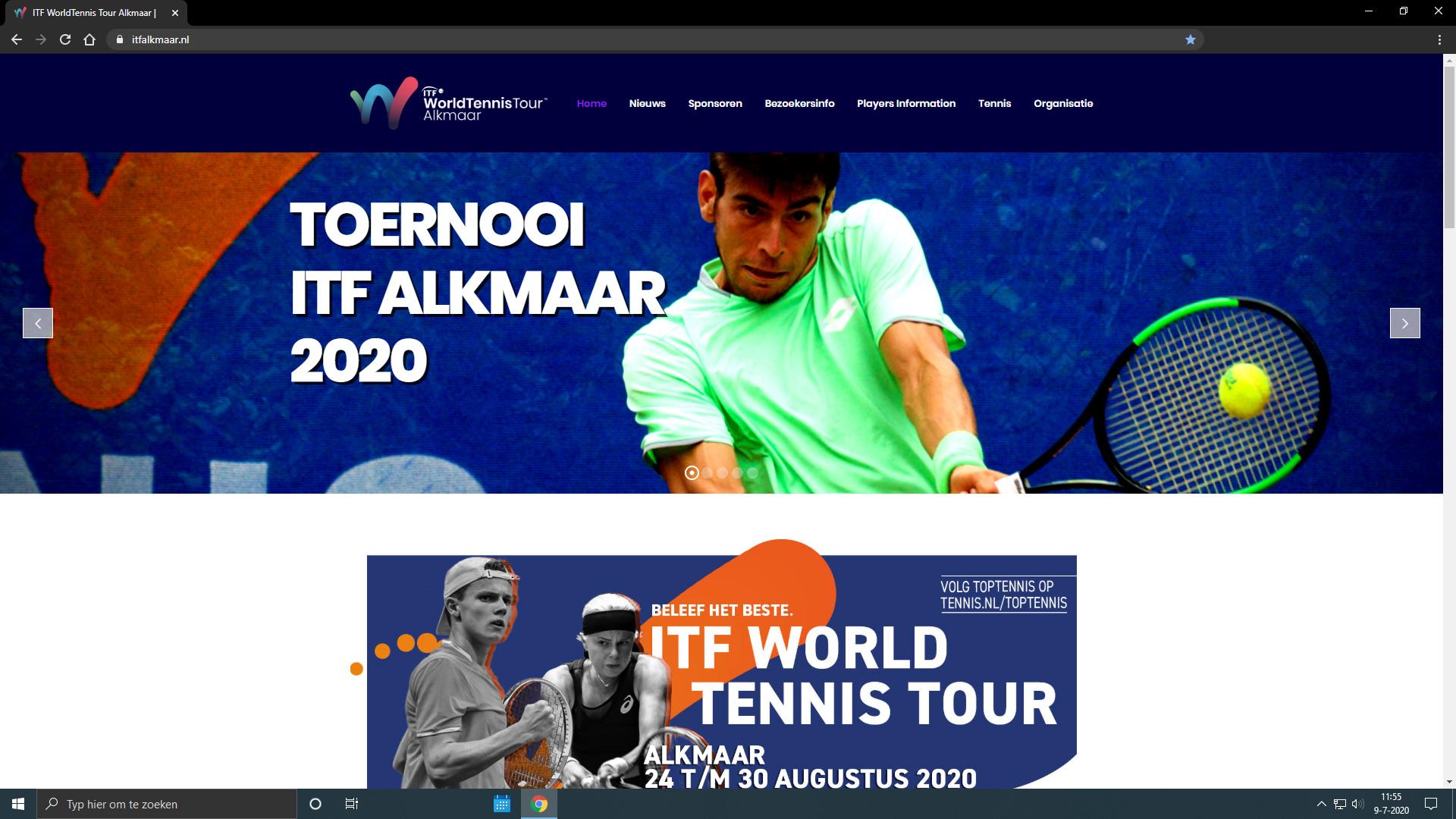 Website-ITF-001