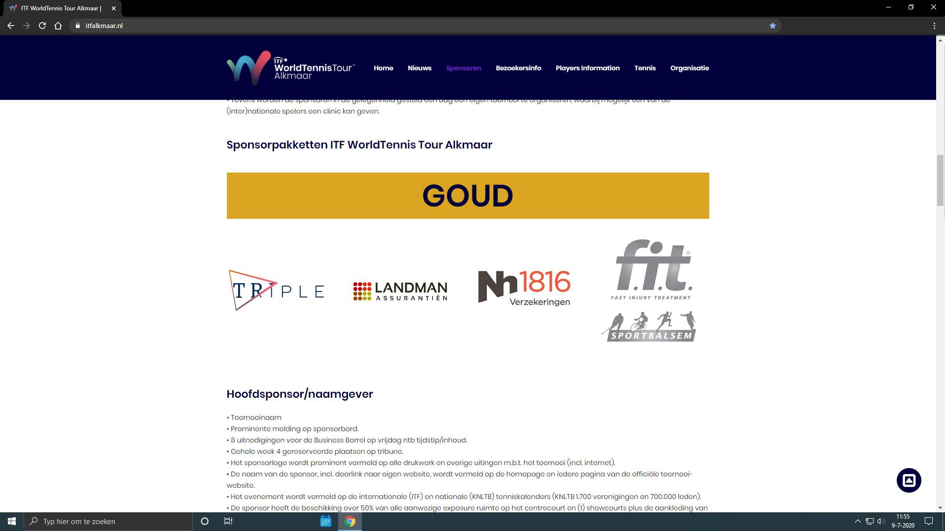 Website-ITF-003