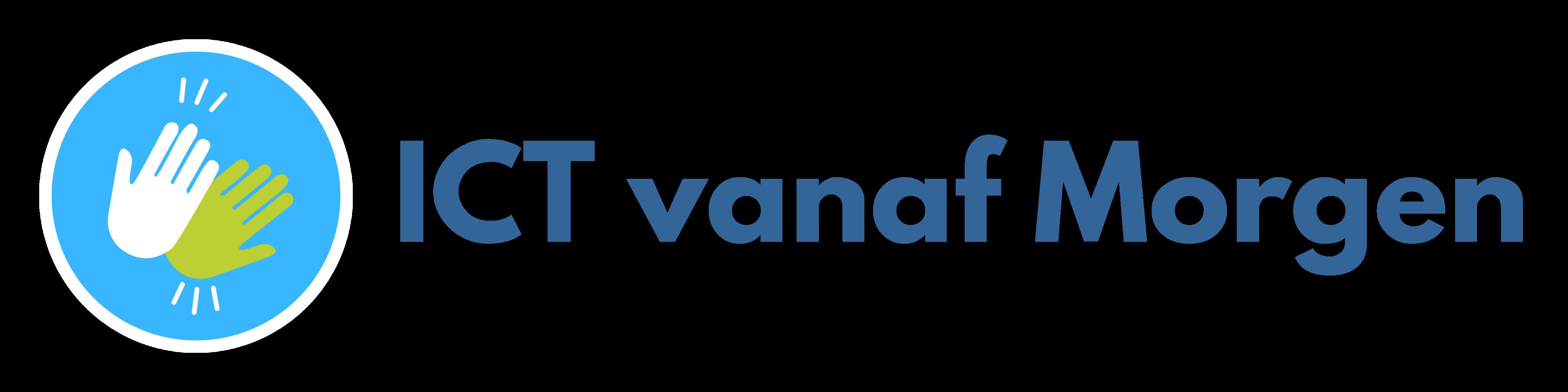 Logo 2) ICT vanaf Morgen