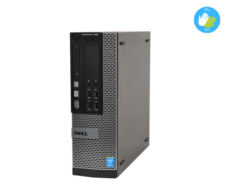 Dell Optiplex 7020 I5 - voorkant