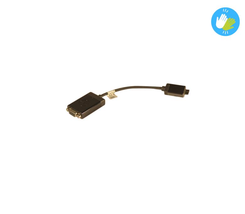 DELL mini HDMI naar VGA adapter