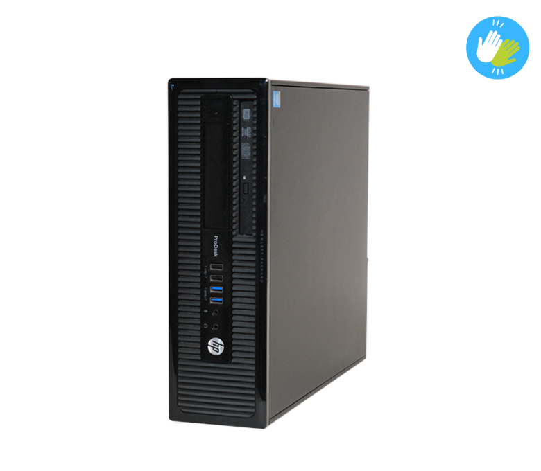 HP ProDesk 400 G1 SFF - Voorkant